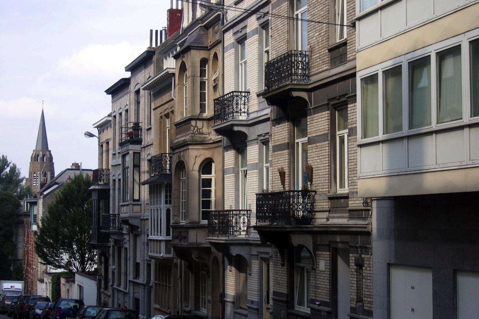 Rue du Lac 22 à 34., 2005