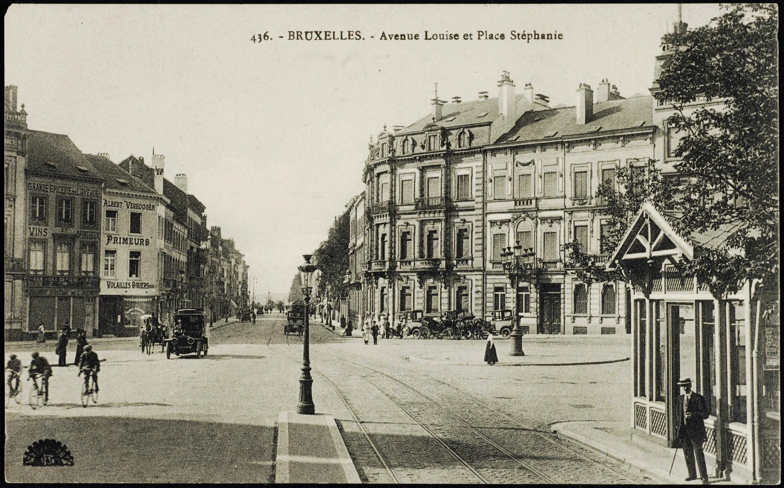 Place Stéphanie – Inventaire du patrimoine architectural