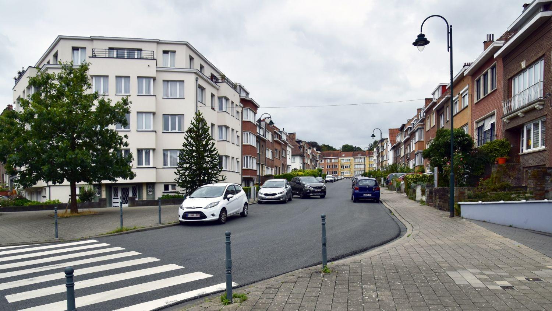 Avenue Ferdauci, vue depuis l'avenue du Frêne© ARCHistory / APEB, 2018
