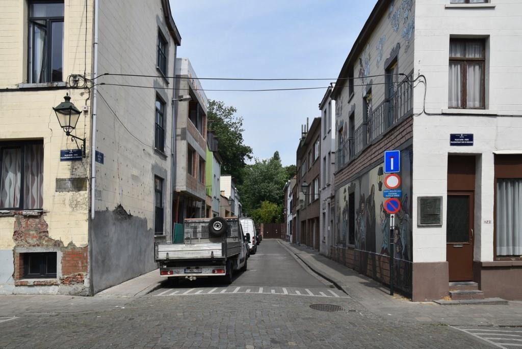 Rue de la Grotte, 2017