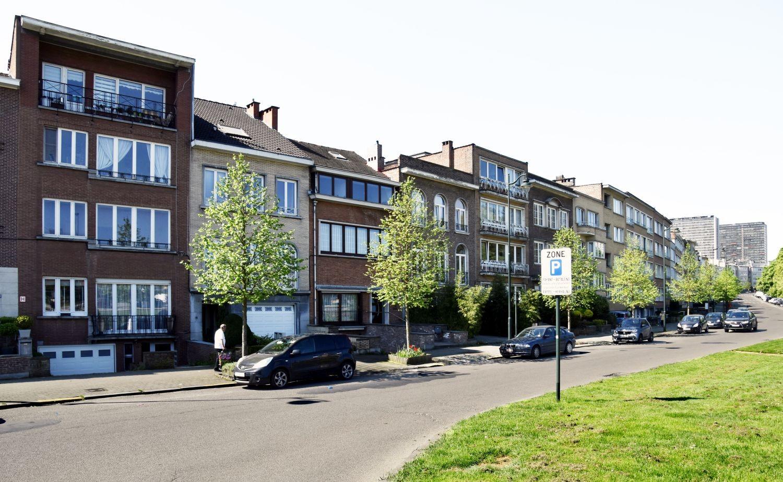 Avenue Jean Palfyn, vue vers l'ouest© ARCHistory / APEB, 2018