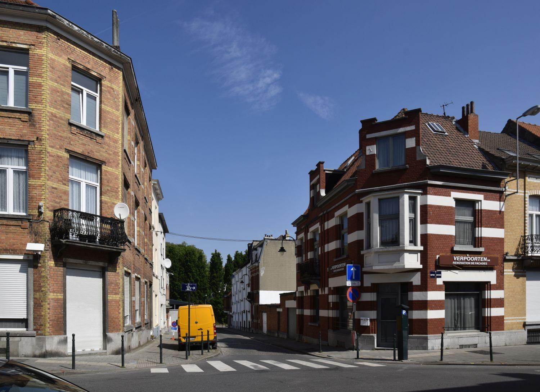 Spreeuwstraat vanuit de Reper-Vrevenstraat© ARCHistory / APEB, 2018