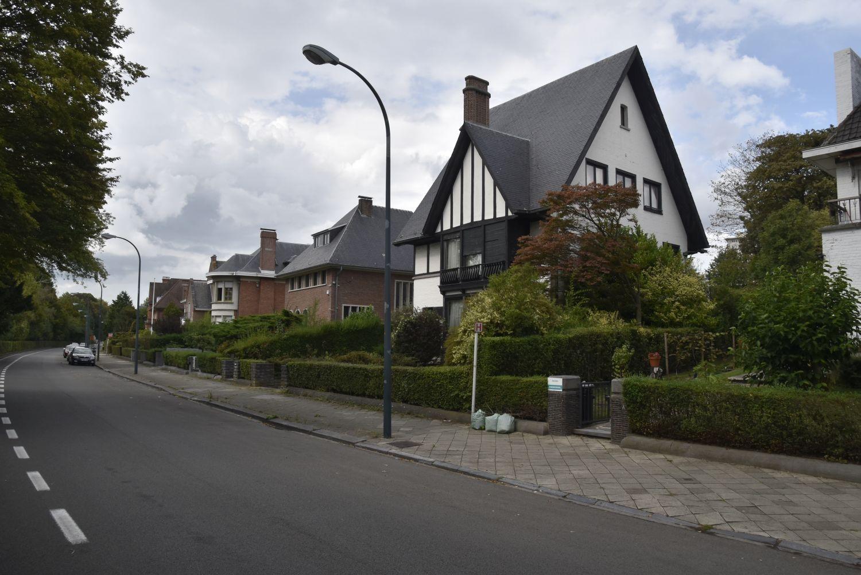 Avenue de Meysse, vue vers le nord-ouest à hauteur du no 5© ARCHistory / APEB, 2018