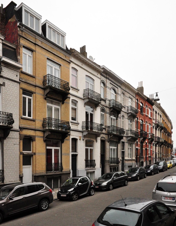 Victor Lefèvrestraat 7 tot 31, 2012