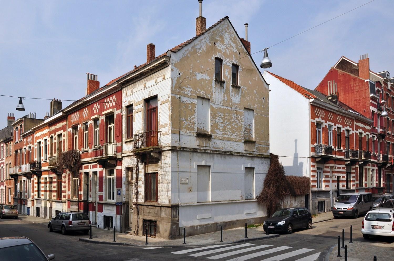 Rue Rasson 32 à 44 et rue Victor Oudart 2 à 8, 2011