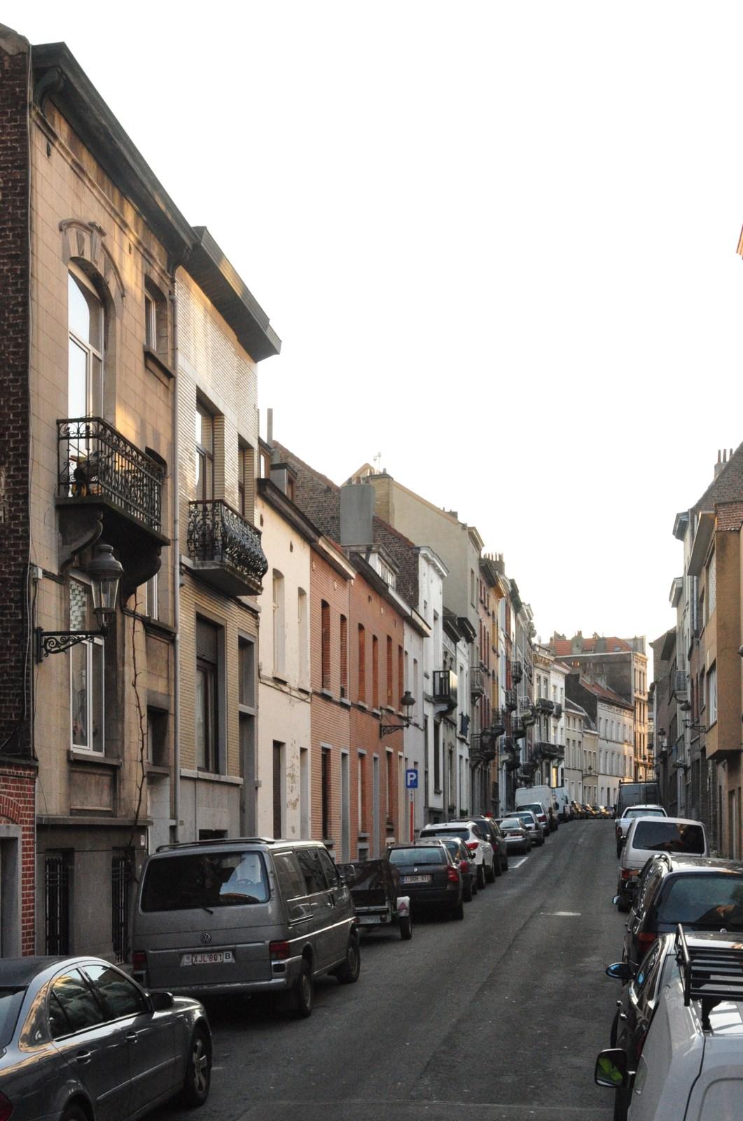Vue de la rue Creuse , 2012