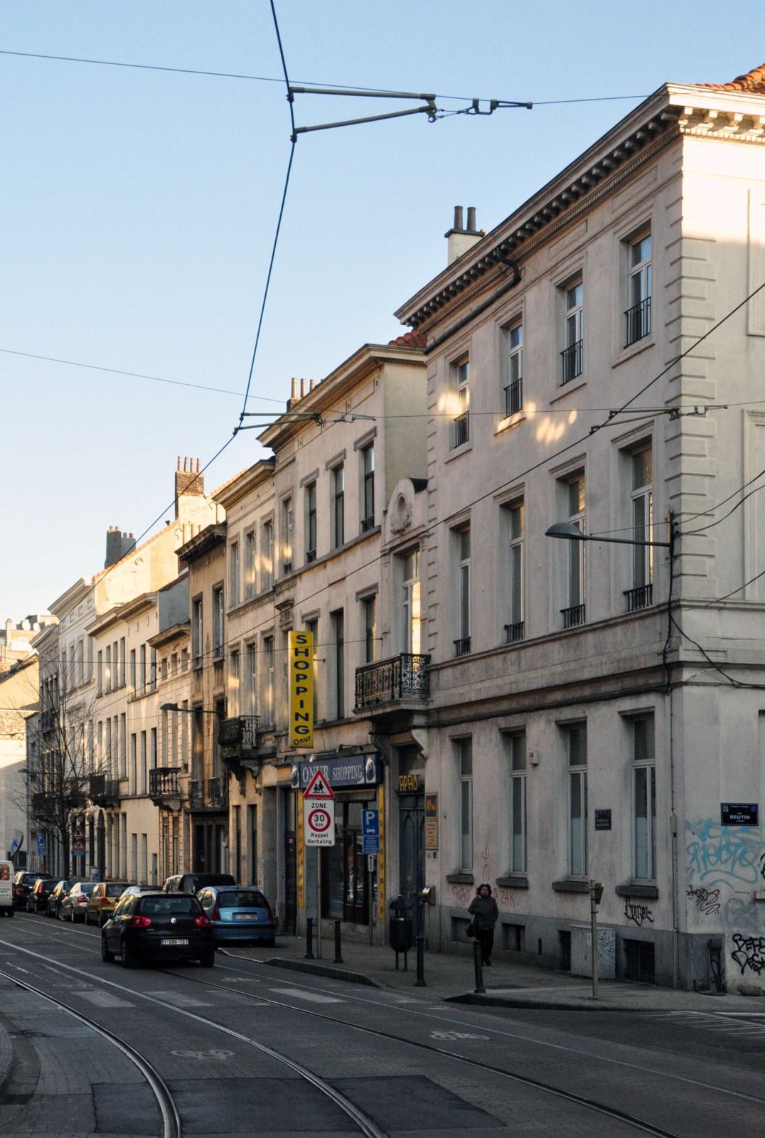 Chaussée de Haecht 164 à 146, 2012