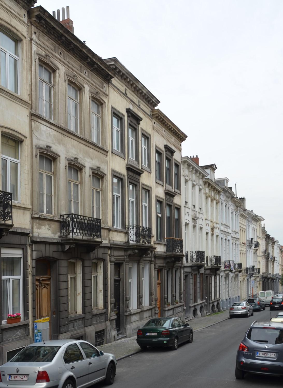 Rue De Locht 63 à 27, 2014