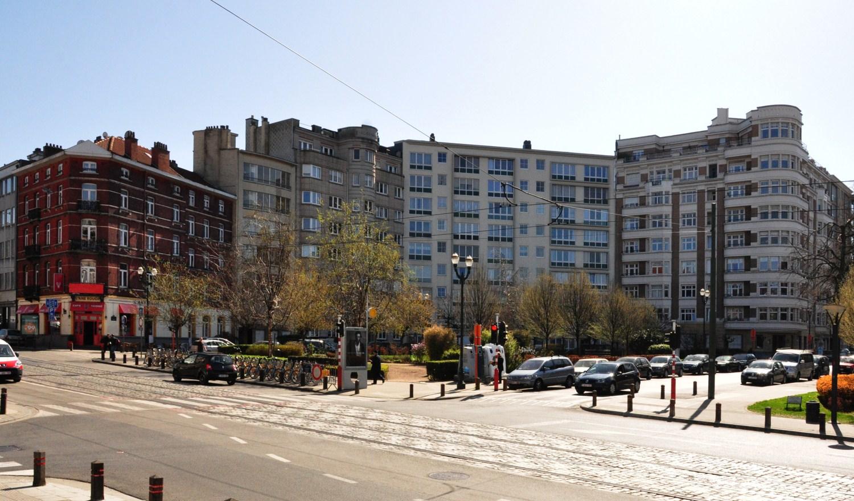 Square Émile Duployé, 2012