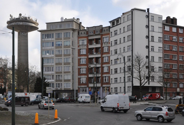 Place Général Meiser 1 à 5, 2011