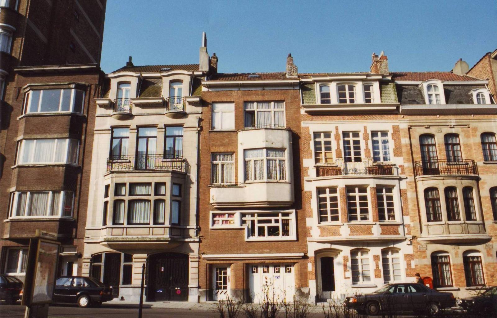 Avenue Hansen-Soulie 117 à 127., 1994
