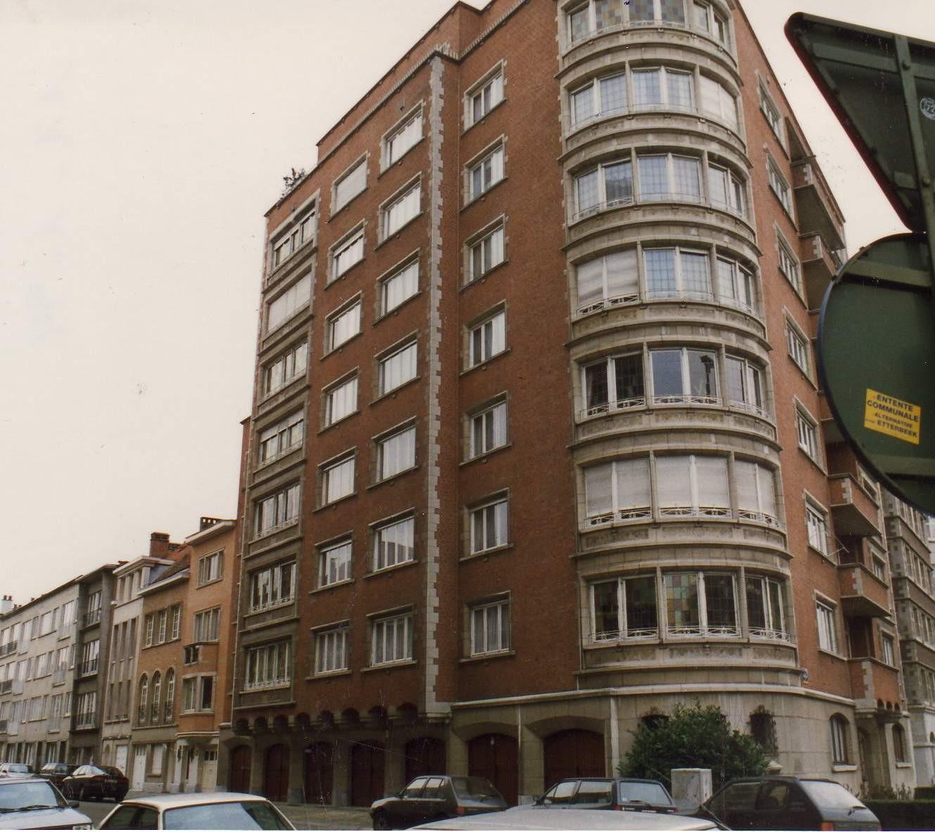 Majoor Pétillonstraat 1 tot 19., 1994