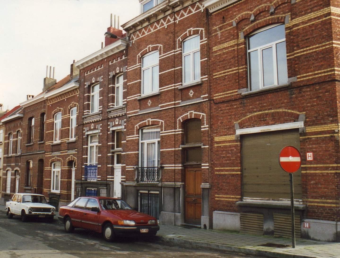 Rue des Perdrix, enfilade côté impair., 1994