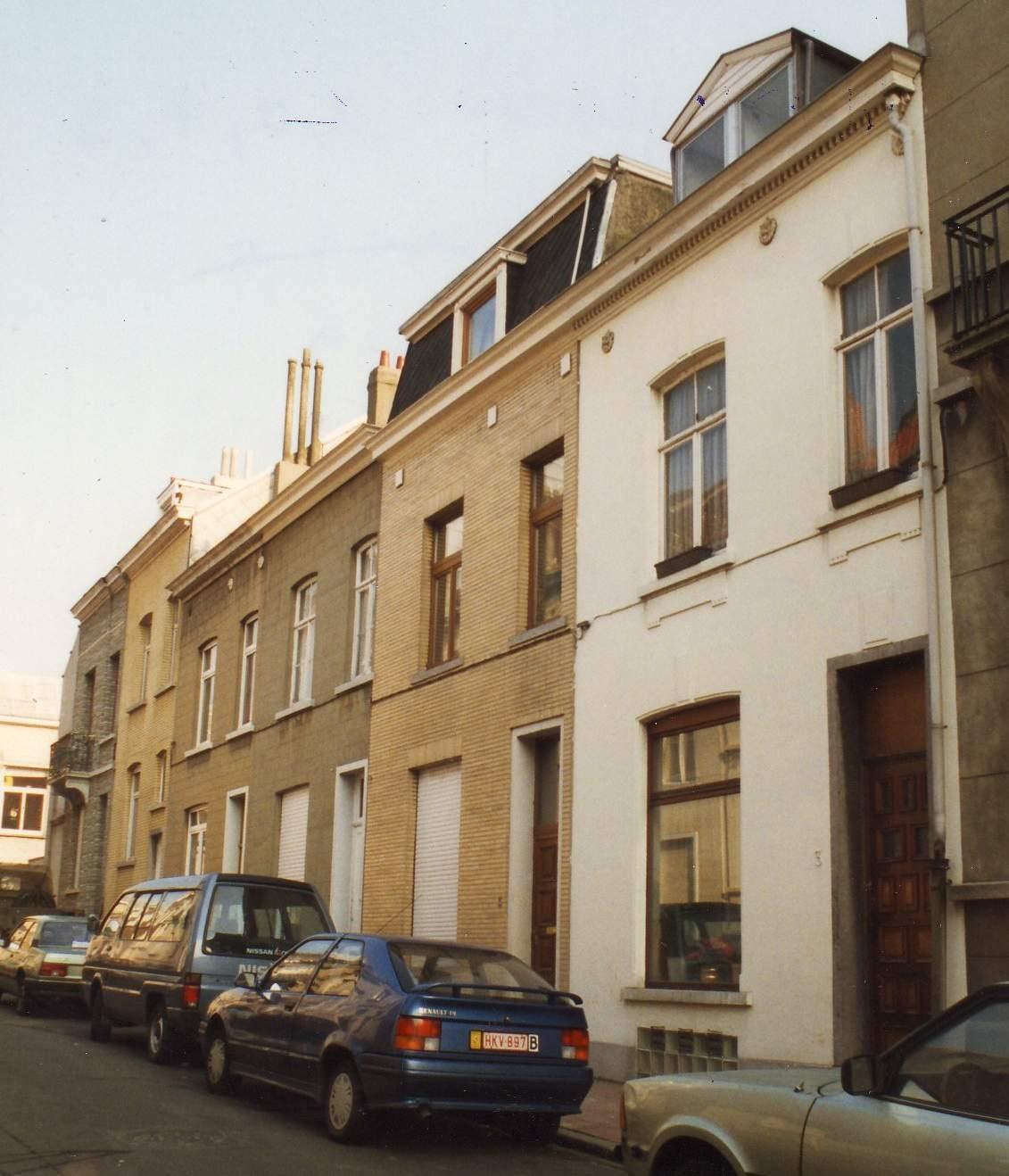 Avenue du Préau 3 à 9., 1994