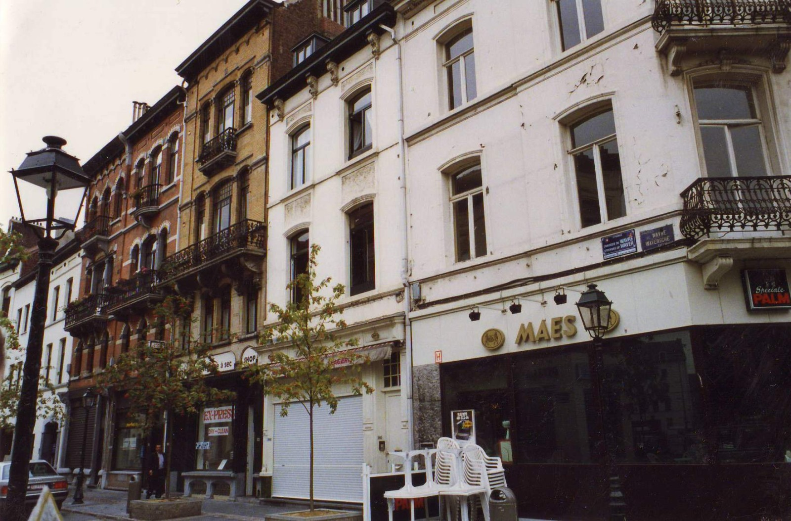 Chaussée de Wavre 372 à 392., 1993
