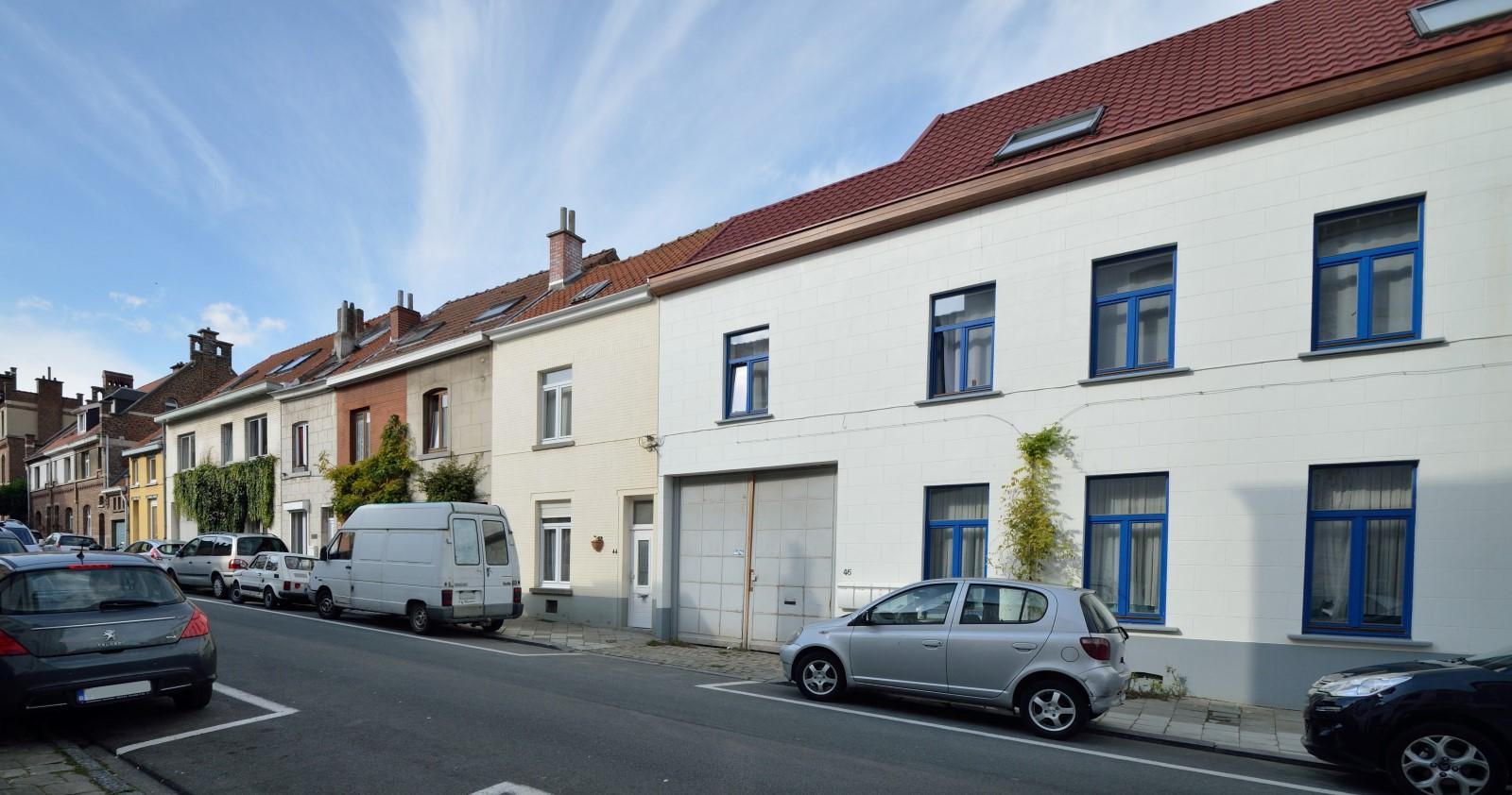 Rue des Brebis, côté pair, 2014