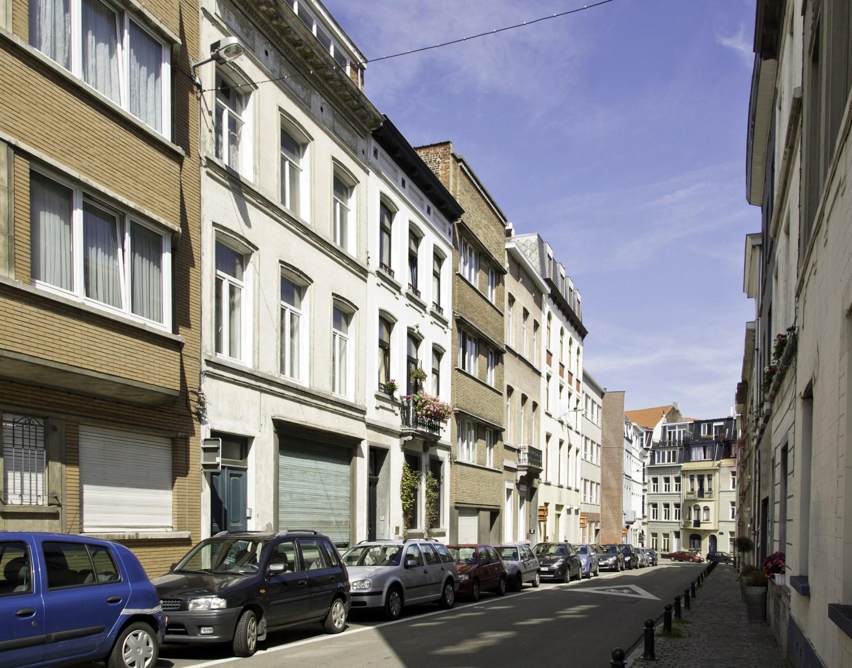 Rue Cans, vue d\'ensemble© (Françoise Waltéry © MRBC - MBHG), 2011
