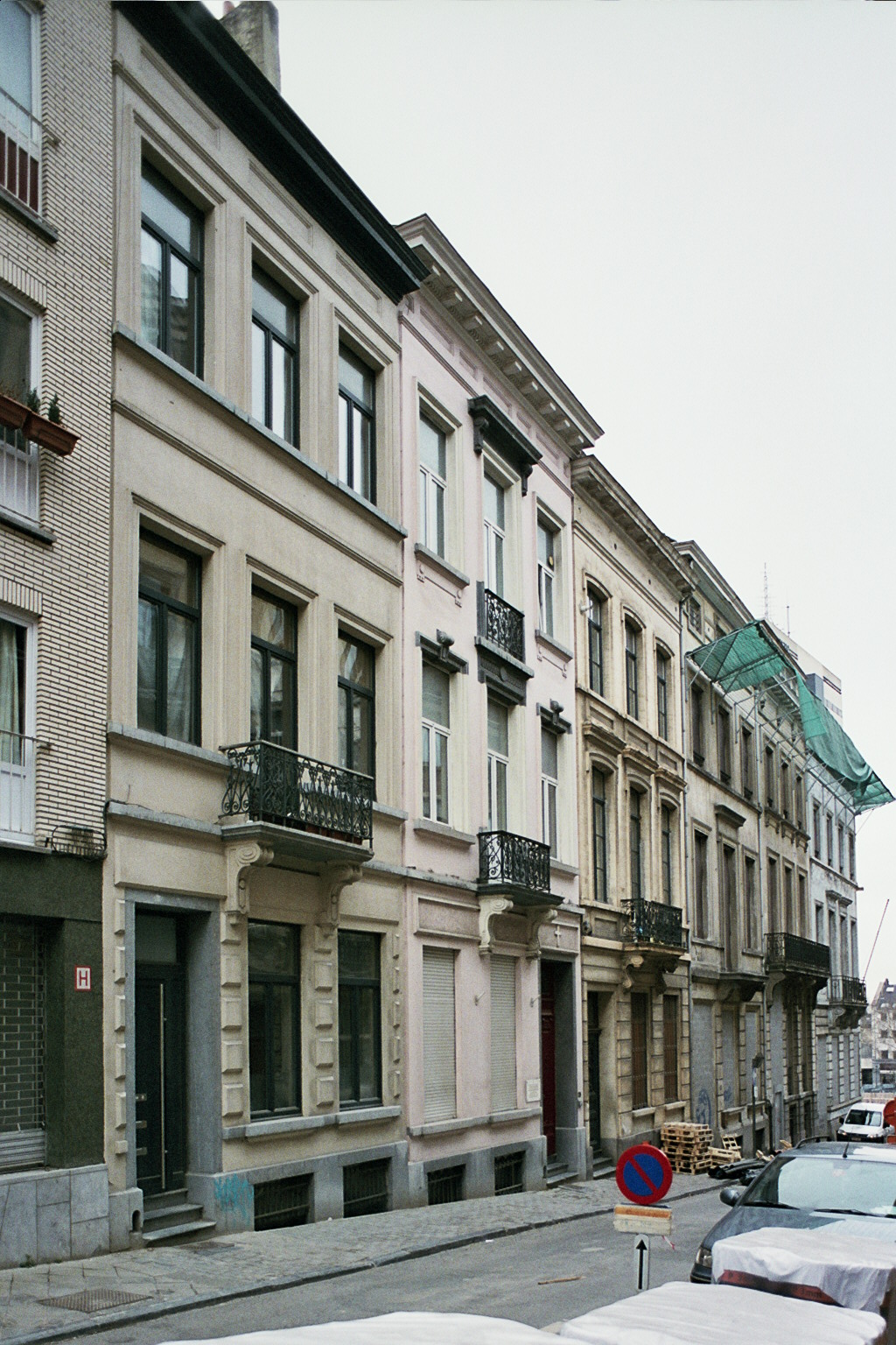 Rue des Chevaliers 31 à 21., 2009