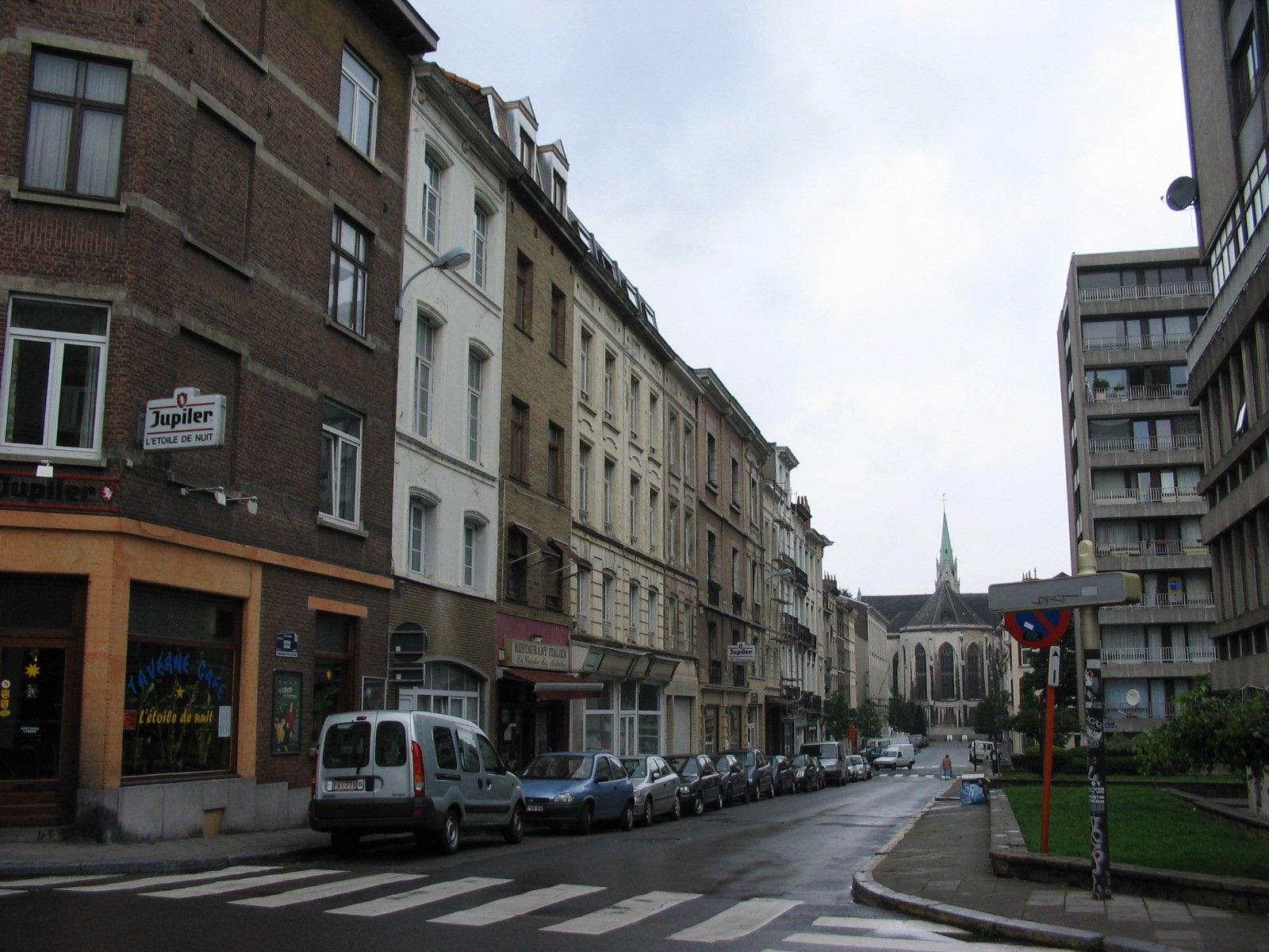Rue de la Crèche., 2007