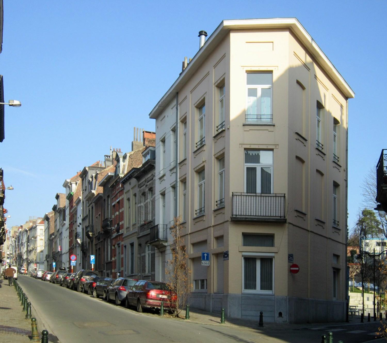 Rue Dillens, vue d'ensemble, 2011
