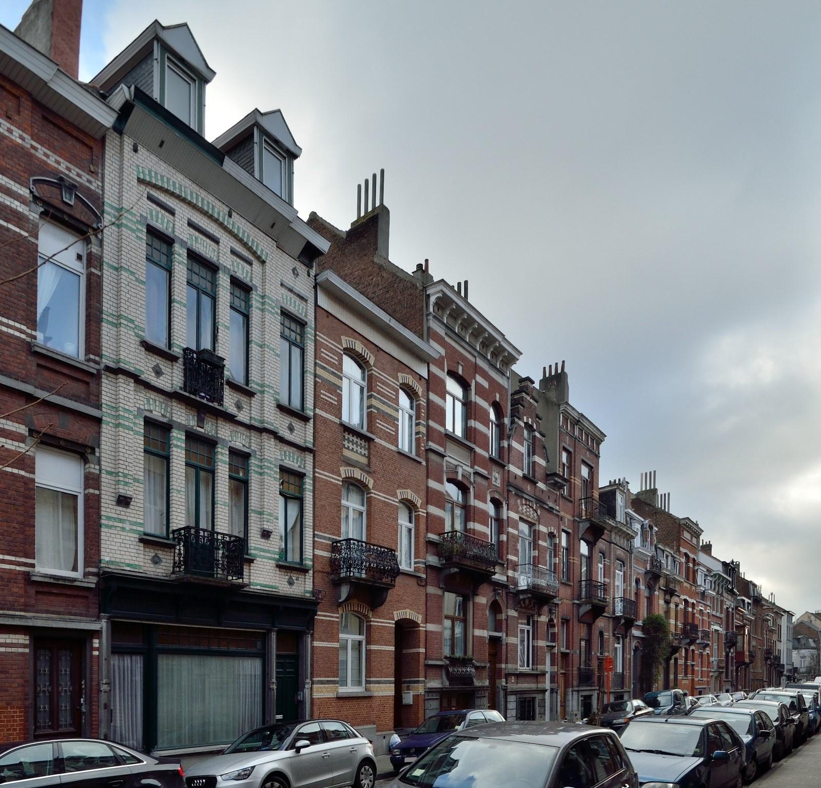 Rue Élise, côté pair, 2013