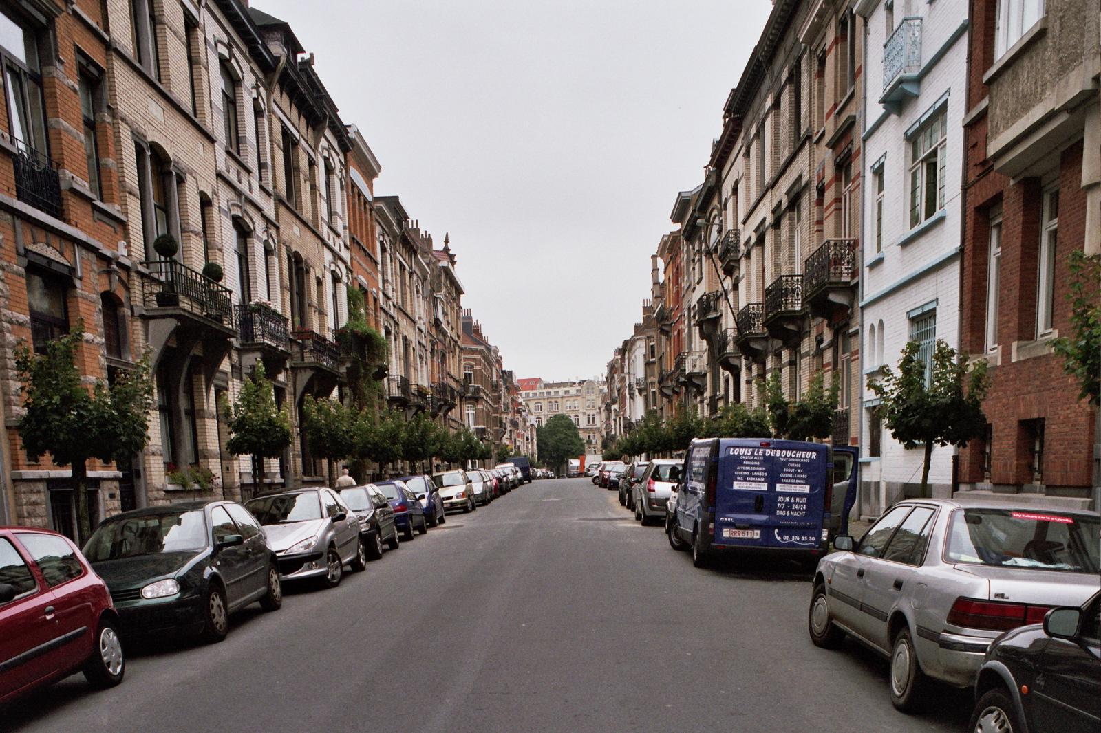 Rue Emmanuel Van Driessche., 2006