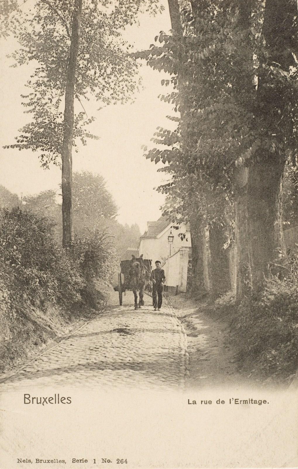 Kluisstraat, s.d. (Verzameling van Dexia Bank).