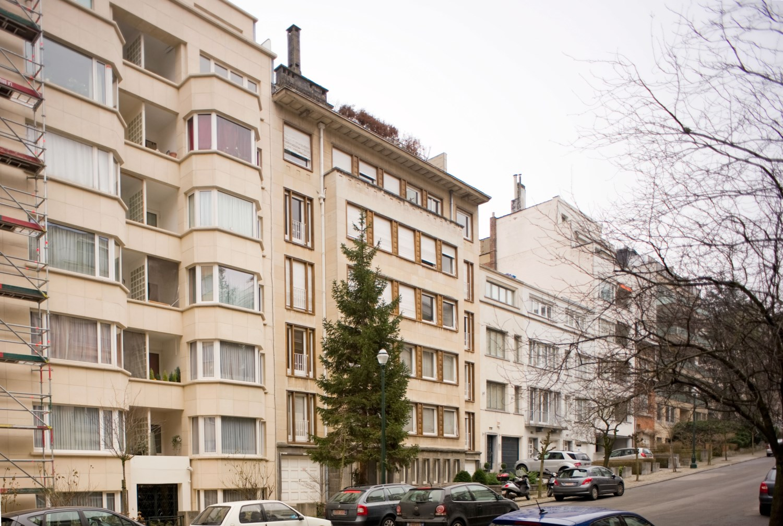 Avenue Ernestine, côté pair, 2012