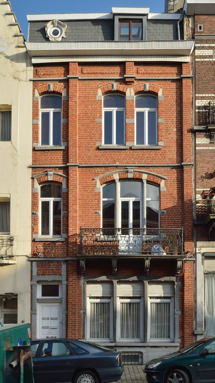 Rue Eugène Cattoir 8, 2014