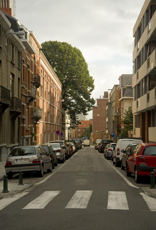 Rue Fritz Toussaint, vue d\'ensemble, 2012