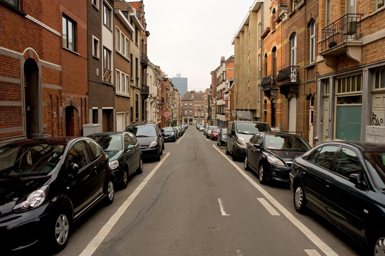 Rue Gustave Biot, vue d\'ensemble, 2012