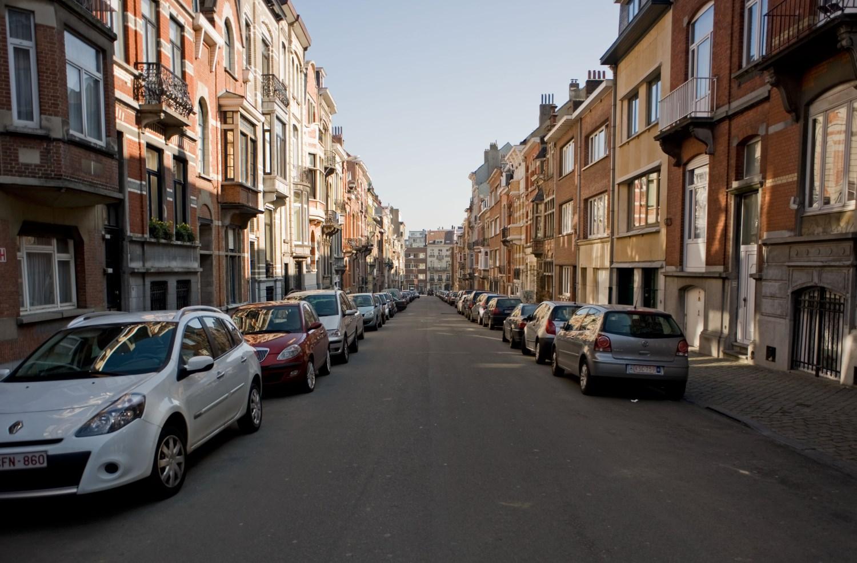 Rue Henri Marichal, vue d\'ensemble, 2012