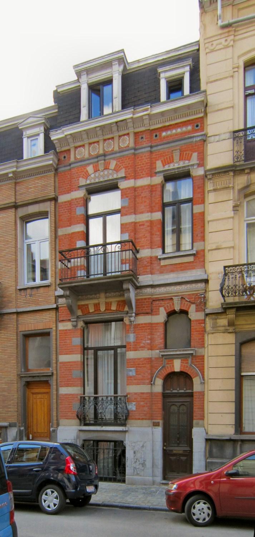 Rue Kerckx 35, 2010