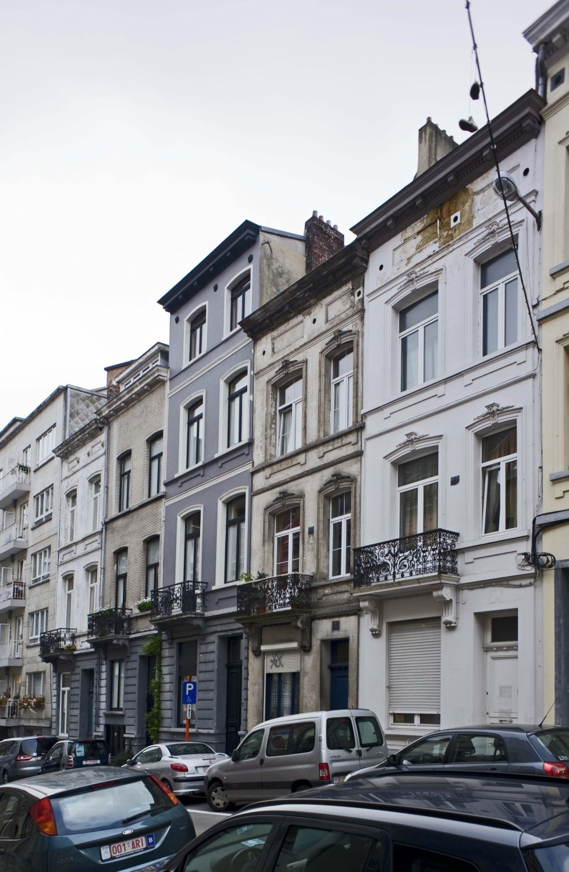 Rue Lannoy, côté impair, 2010
