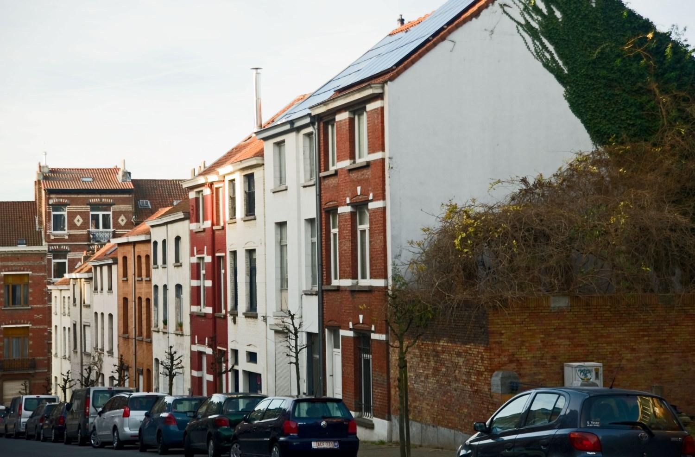 Rue Léon Cuissez, côté pair, 2012