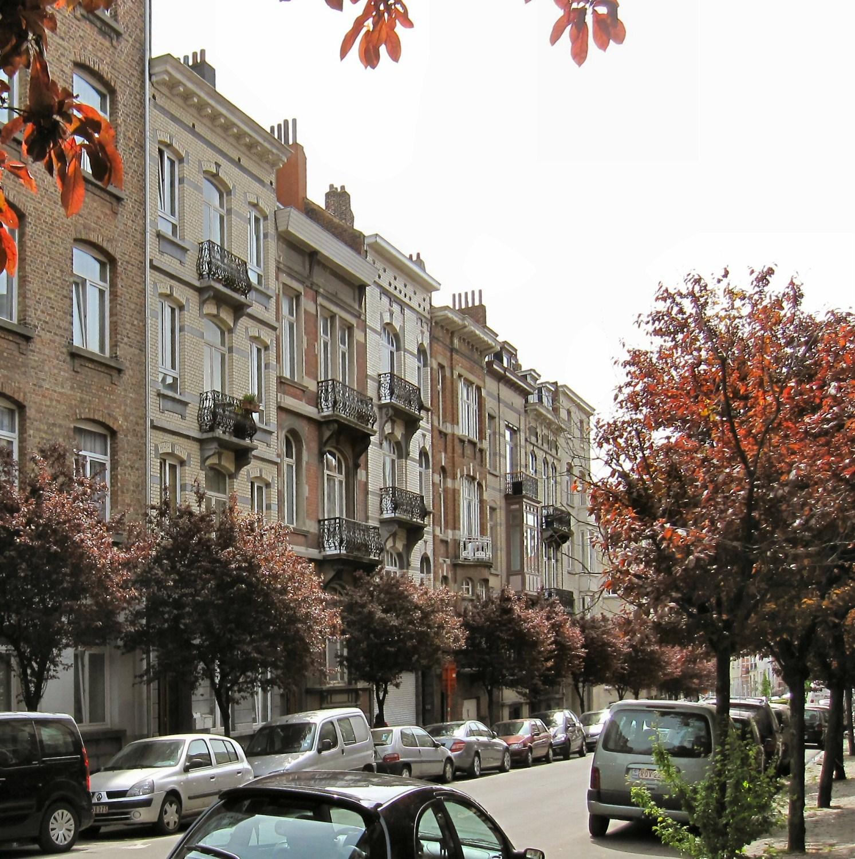 Rue des Liégeois 40 à 52, 2010