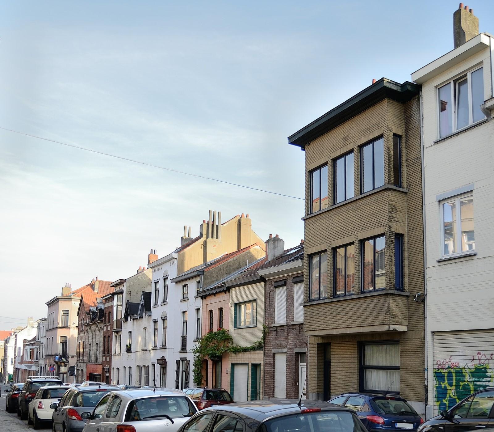 Rue du Printemps, vue d'ensemble, 2014