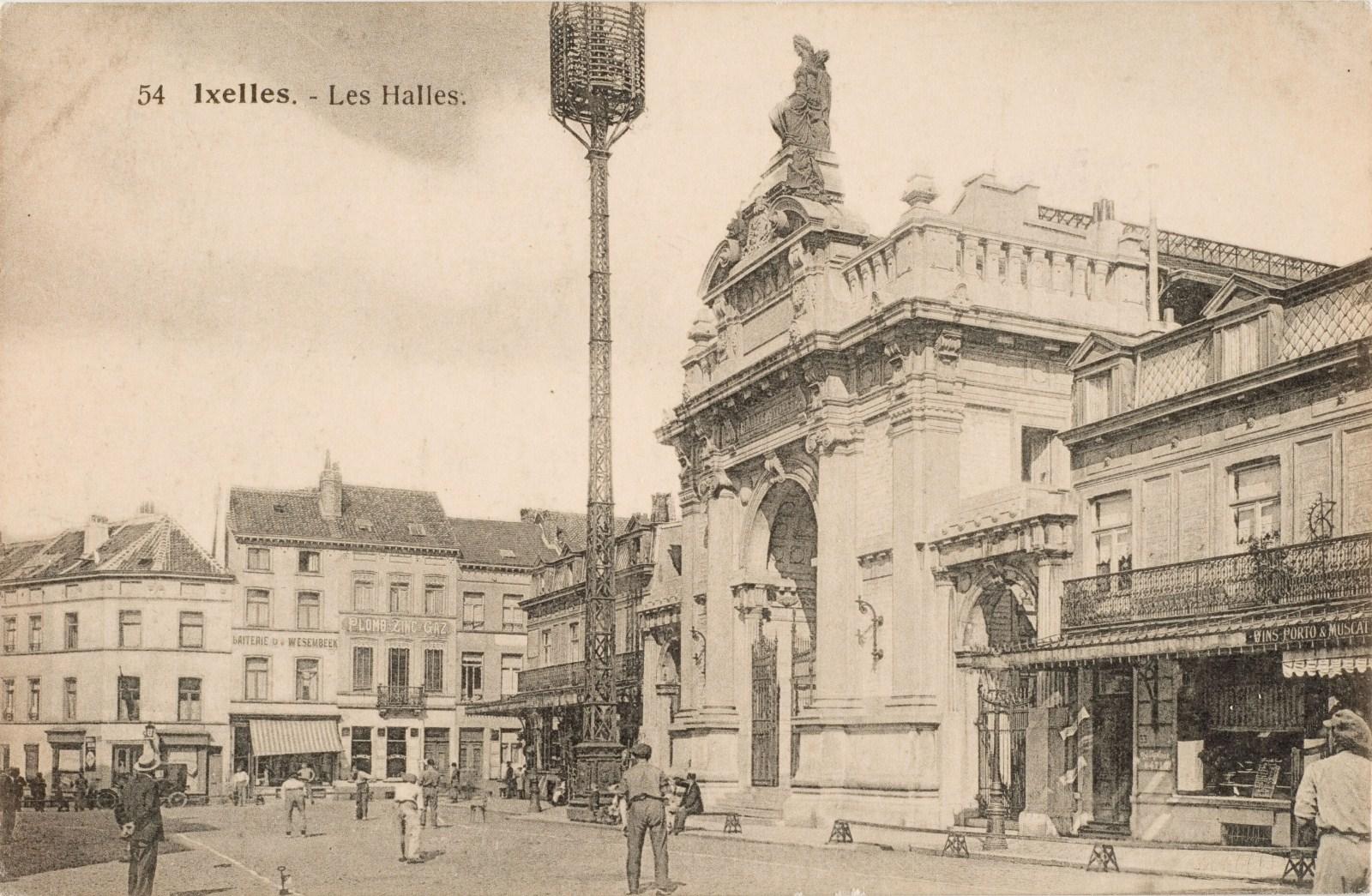 Rue de la Tulipe, s.d. (Collection de Dexia Banque).