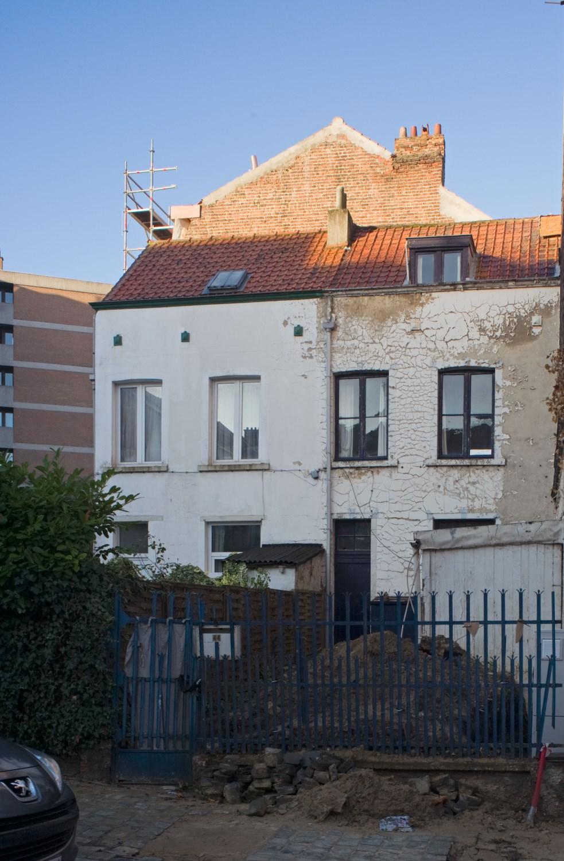 Rue du Vivier 42 et 44, 2012