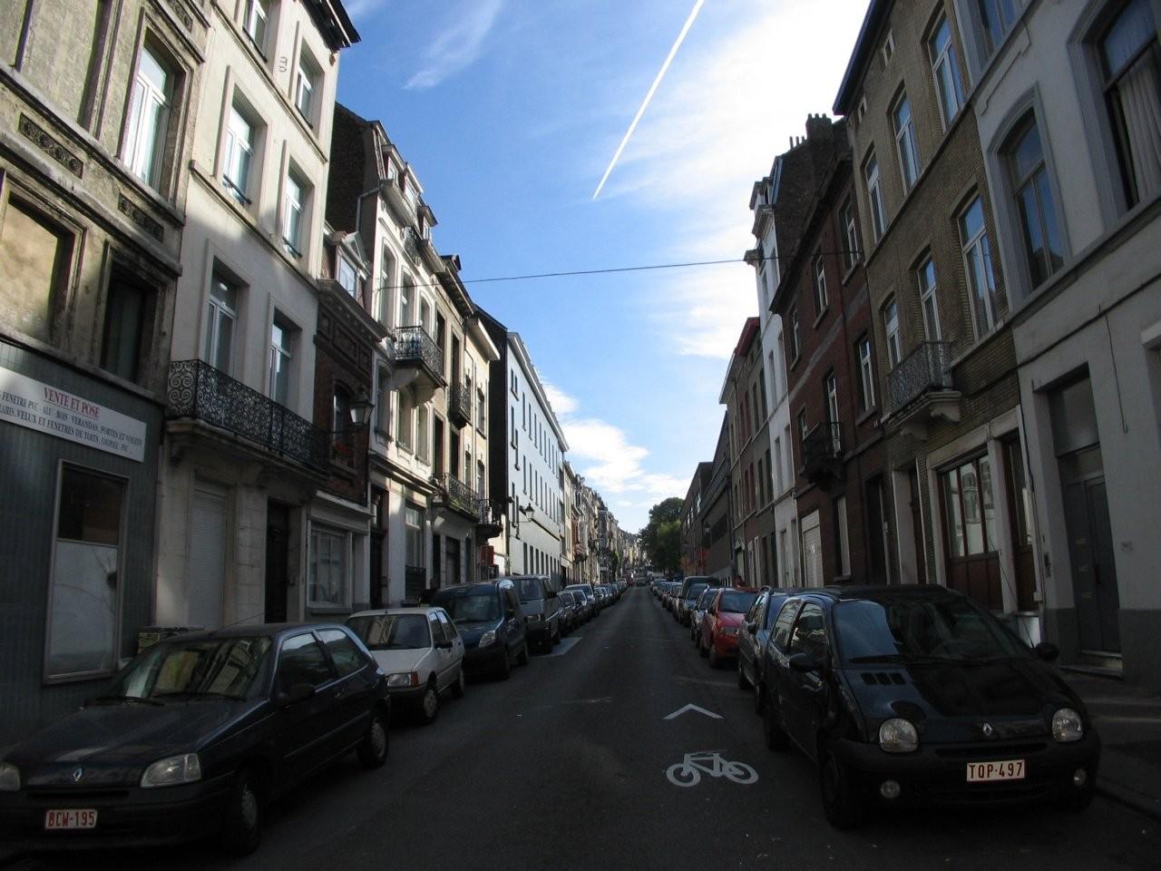 Rue des Etudiants, vue depuis la rue de l\'Hôtel des Monnaies., 2005