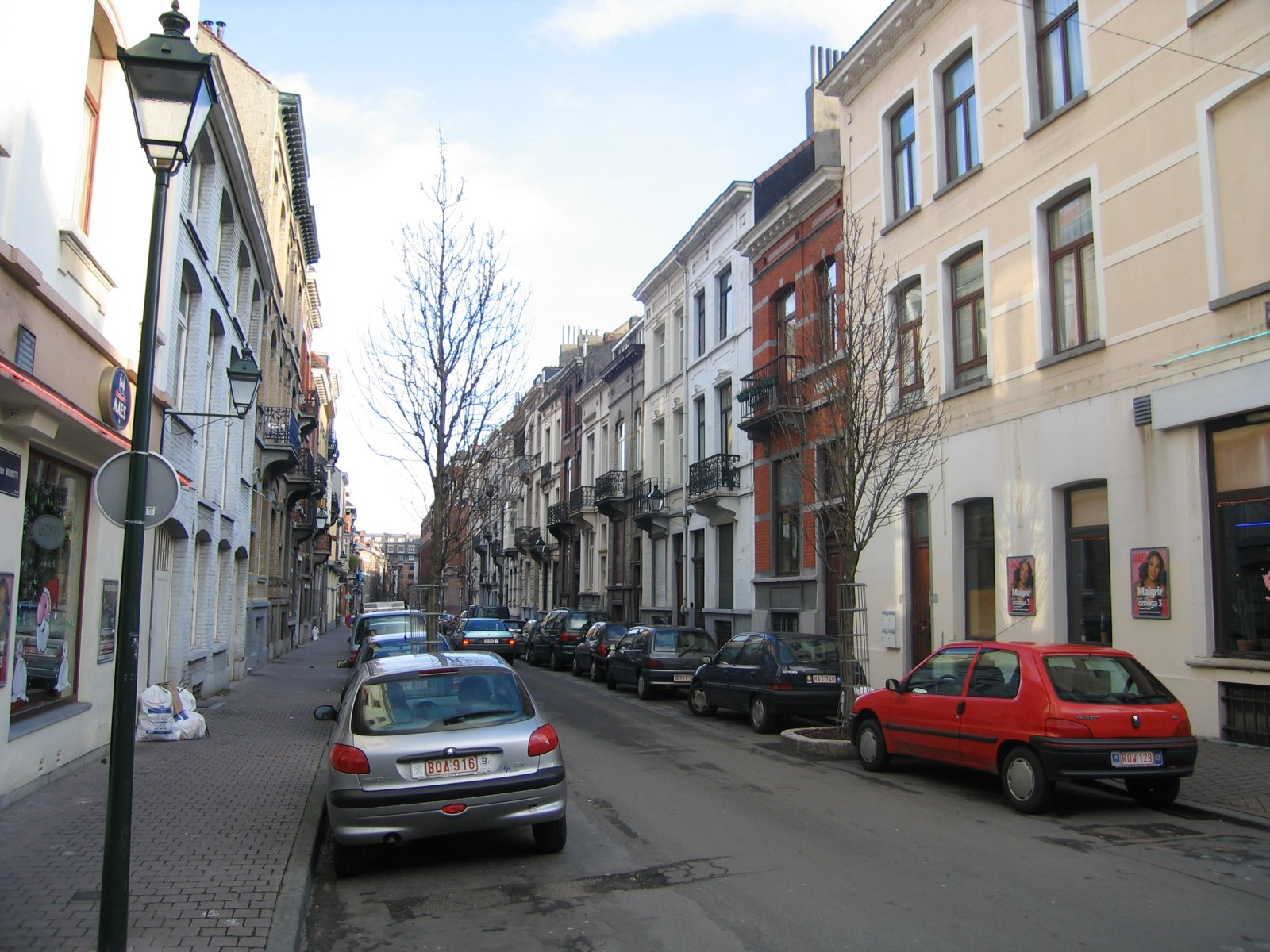 Maurice Wilmottestraat naar Overwinningsstraat., 2004