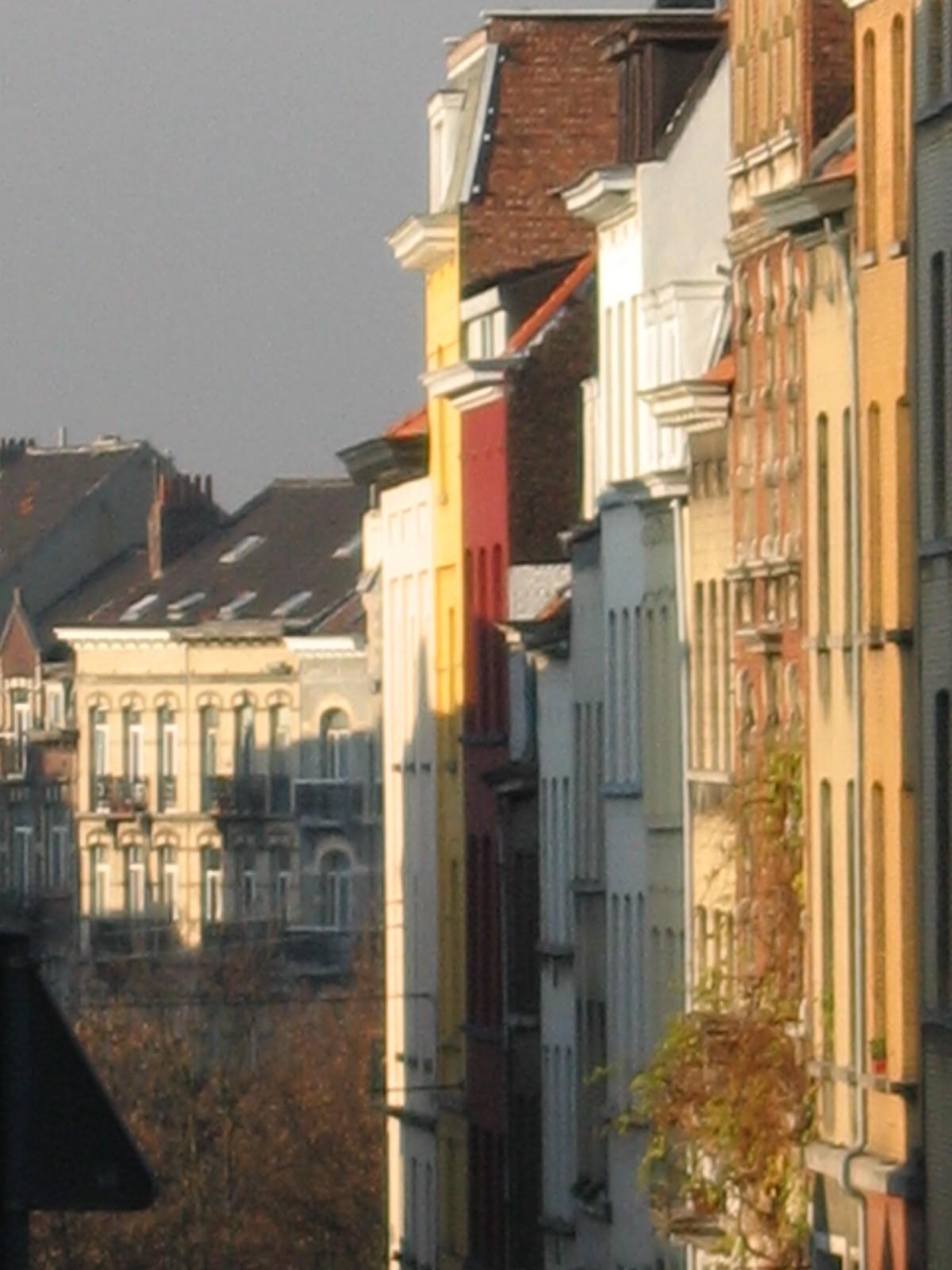 Rue du Métal, vue vers la rue de l\'Hôtel des Monnaies, côté pair., 2004