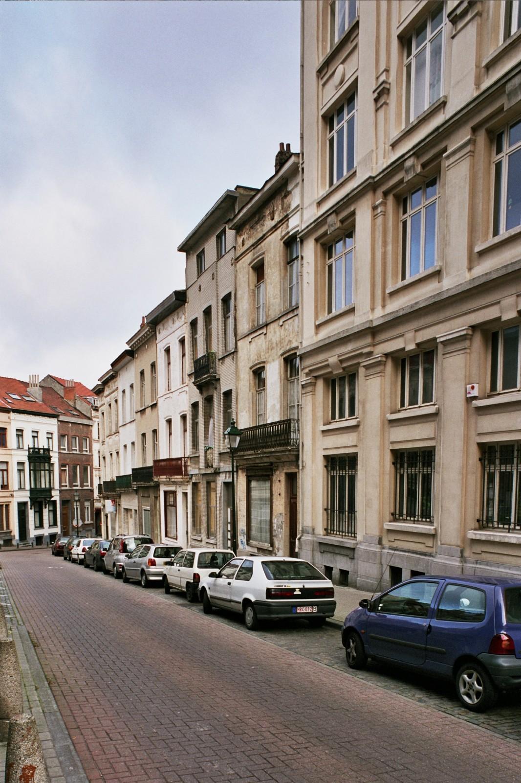 Rue des Vieillards, vue générale., 2004