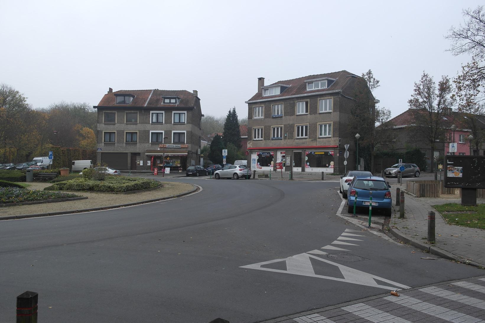 Rond-Point de la Cité Jardin 4, 5 et 6, 7, 2014