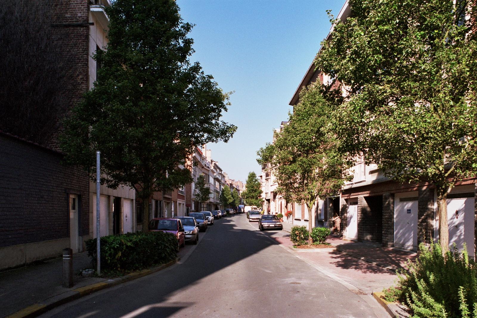 Rue de la Cambre., 2005