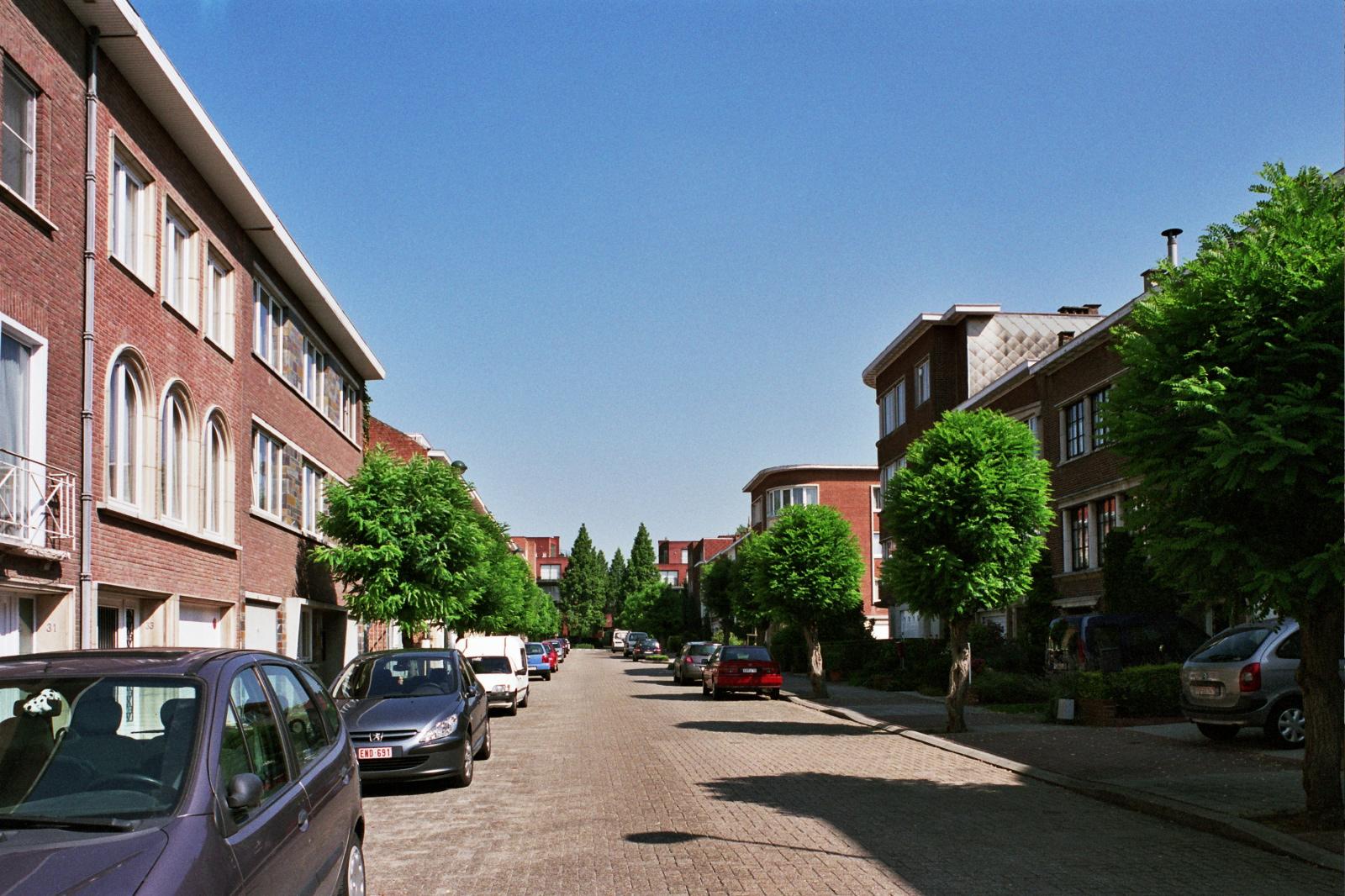 Avenue Louis Ceusters., 2005
