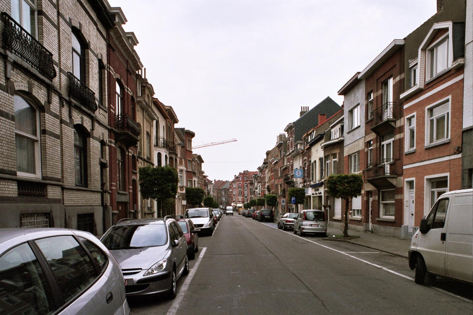 Avenue Jules de Trooz., 2005