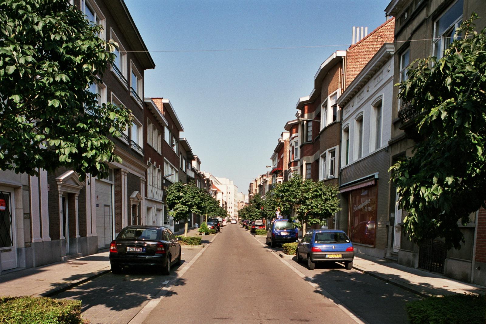 Hertogstraat., 2005