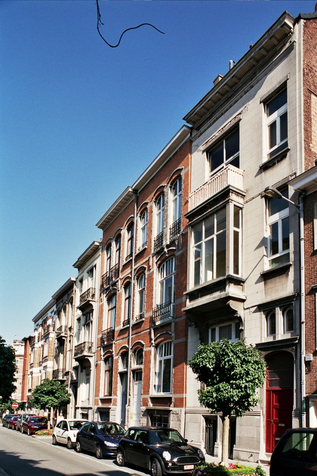 Rue François Gay, 253 à 263., 2005