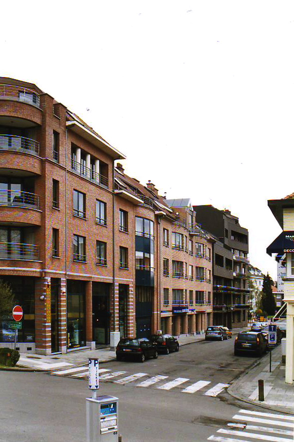 Pierre-Louis Henrottestraat 19 tot 25., 2004